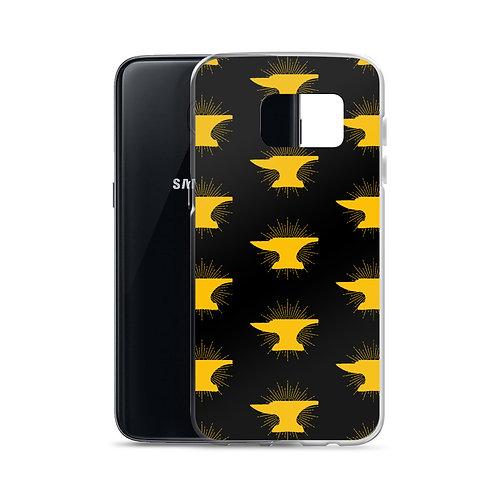 Anvil Pattern Samsung Case