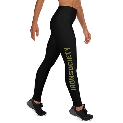 Iron Society Yoga Leggings