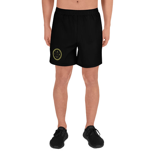 ISA Vintage Men's Athletic Long Shorts