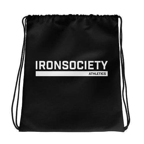 Iron Society Athletics Drawstring bag
