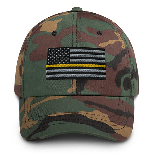 ISA Flag Camo Hat