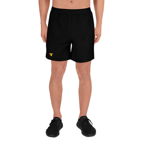 Anvil Men's Athletic Long Shorts