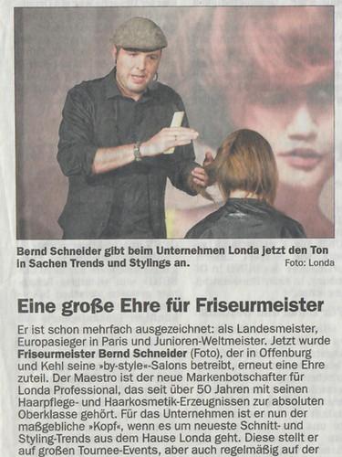 Pressebericht Offenburger Tageblatt