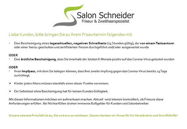 Salon Schneider Perücken Appenweier Urloffen