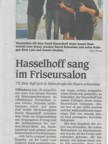 Pressebericht Mittelbadische Presse