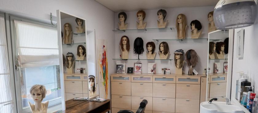 Unser Zweithaar-Studio