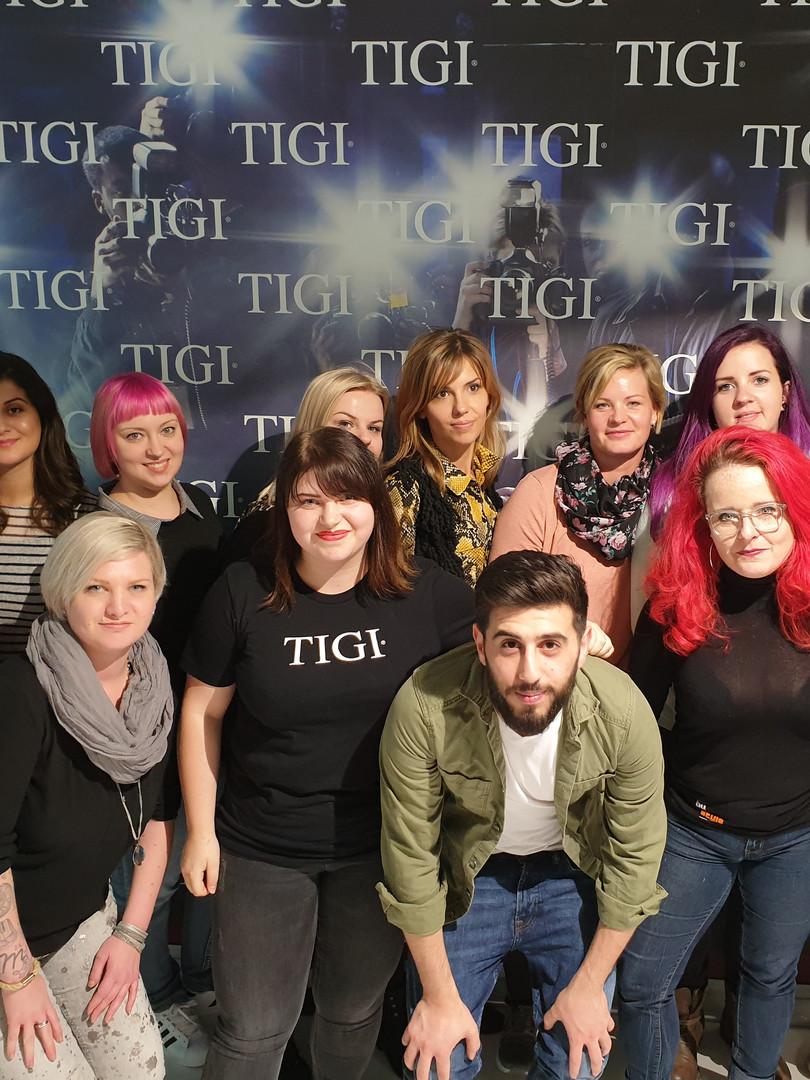 TIGI-Trendseminar Stuttgart