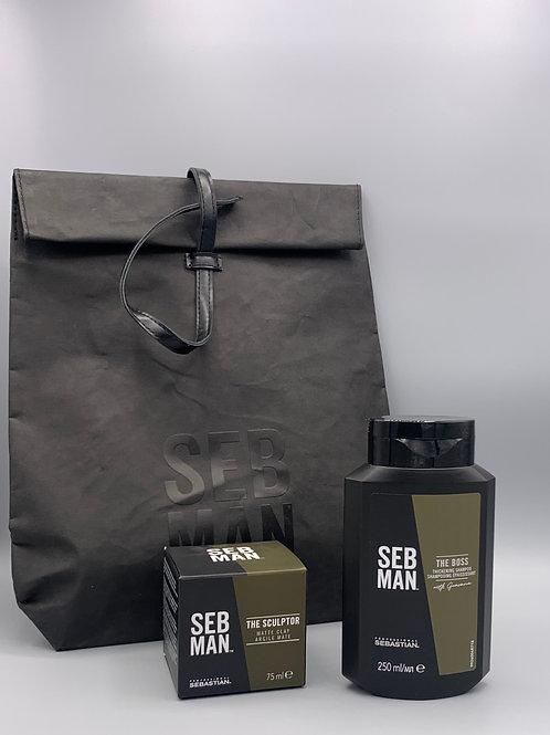 Mens Paket1 Shampoo/ Mattwax