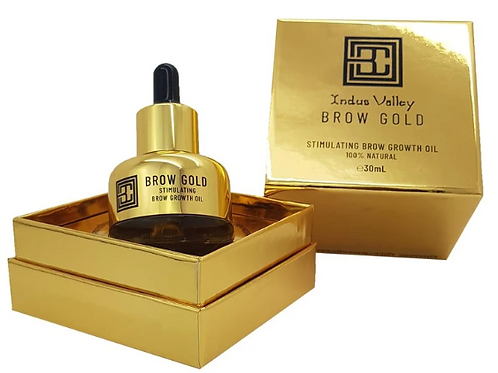 Brow Code Brow Gold