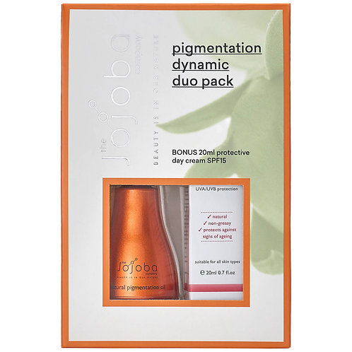 Jojoba Pigmentation Dynamic Duo Pack