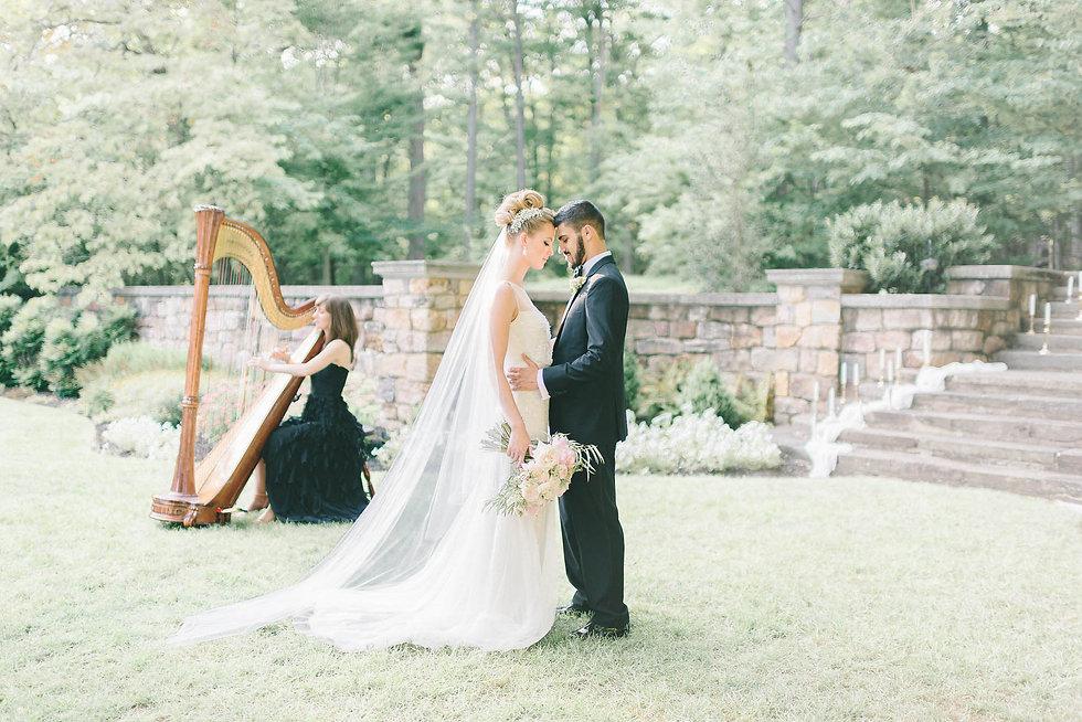 Harpist for Weddings DC VA MD