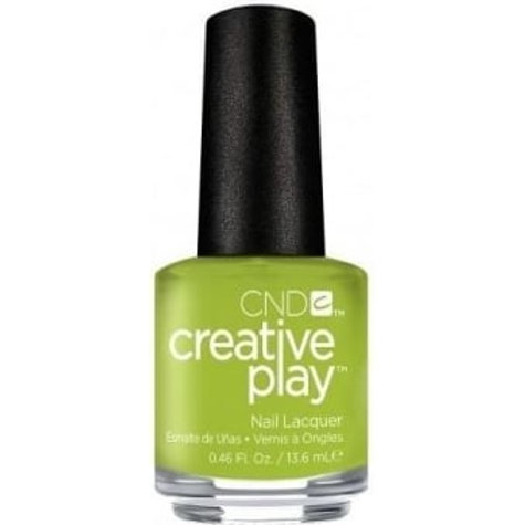CND Creative Play Nail Lacquer - Toe The Lime [427] 13.6ml