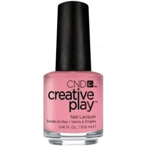 CND Creative Play Nail Lacquer - Blush On U [406] 13.6ml