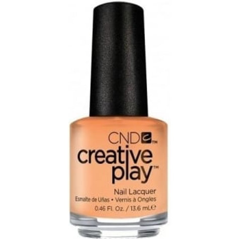 CND Creative Play Nail Lacquer - Clementine Anytime [461] 13.6ml
