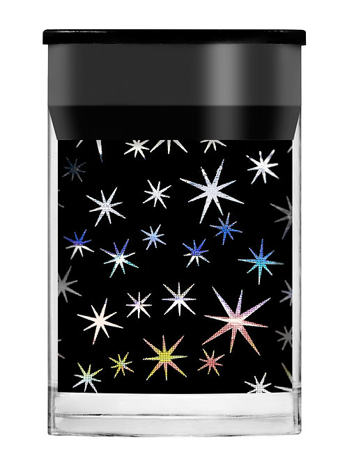 LECENTÉ North Star Nail Art Foil