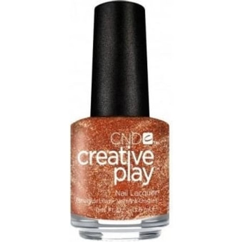 CND Creative Play Nail Lacquer - Lost In Spice [420] 13.6ml