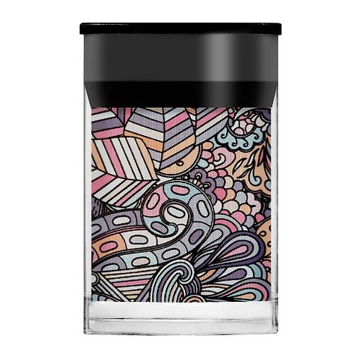 Lecenté Paisley Nail Art Foil