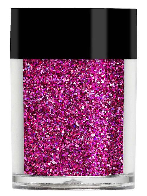 Darkest Pink Holographic Glitter