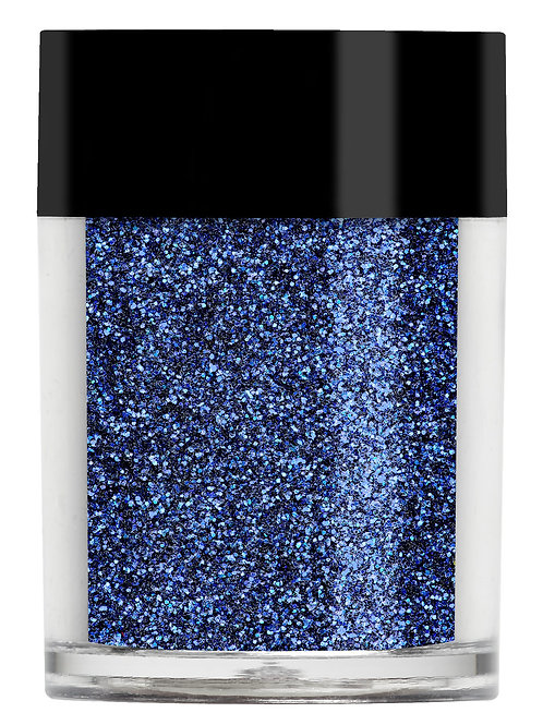 Midnight Blue Iridescent Glitter