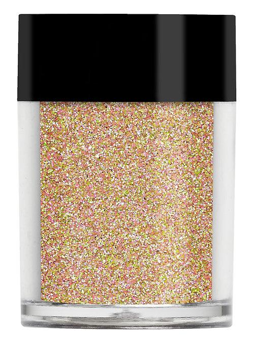 Rhubarb Iridescent Glitter