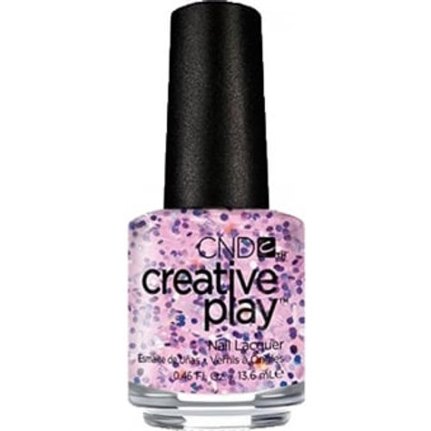 CND Creative Play Nail Lacquer - Flash-Ion Forward (470) 13.6ml