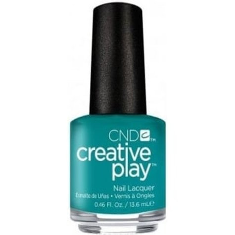 CND Creative Play Nail Lacquer - Head Over Teal [432] 13.6ml