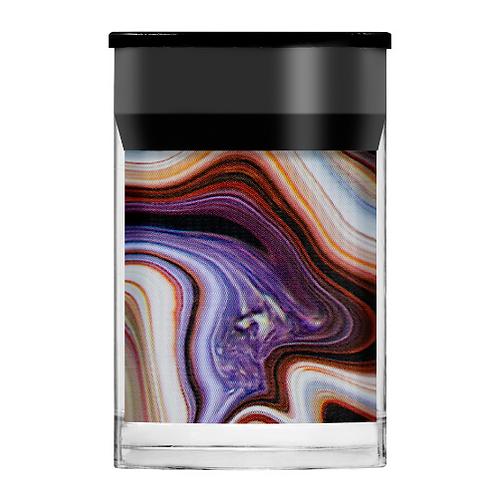 Lecenté Canyon Swirl Nail Art Foil