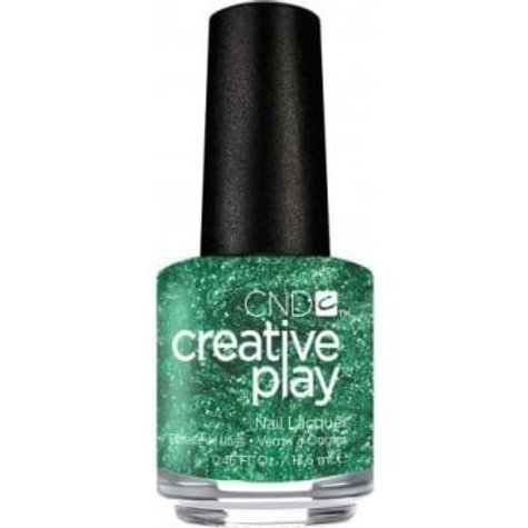 CND Creative Play Nail Lacquer - Shamrock On You [478] 13.6ml