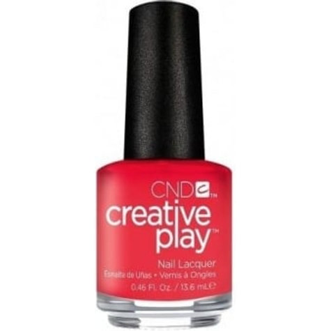 CND Creative Play Nail Lacquer - Coral Me Later [410] 13.6ml