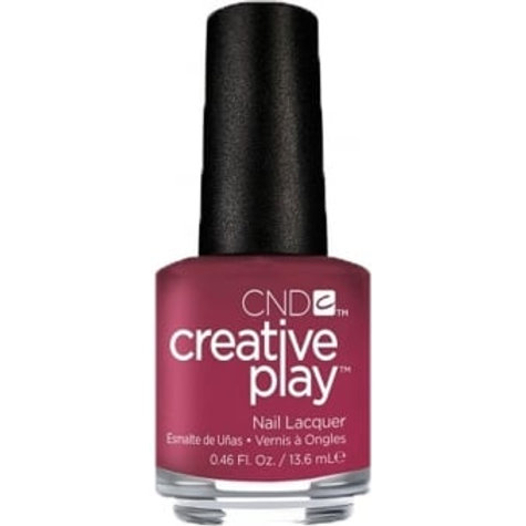 CND Creative Play Nail Lacquer - Berried Secrets (467) 13.6ml