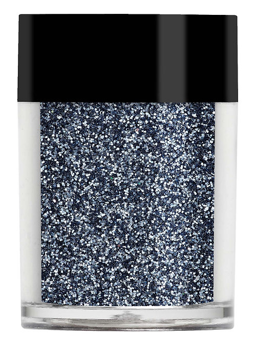 LECENTÉ 8gr. Blue Gunmetal Ultra Fine Glitter