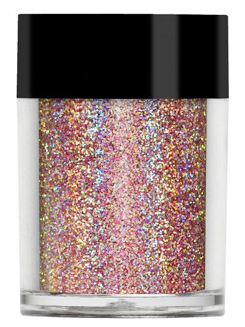 Rosé Super Holographic Glitter