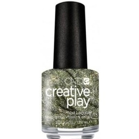 CND Creative Play Nail Lacquer - O Live For The Moment [433] 13.6ml