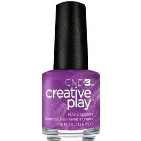 CND Creative Play Nail Lacquer - The Fuchsia Is Ours [442] 13.6ml