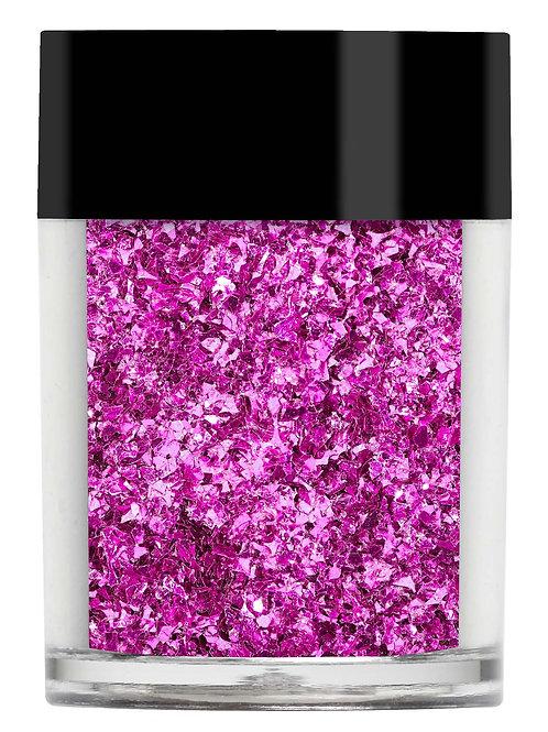 Pink Irregular Glitter