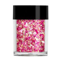 Flamingo Chunky Glitter Shapes
