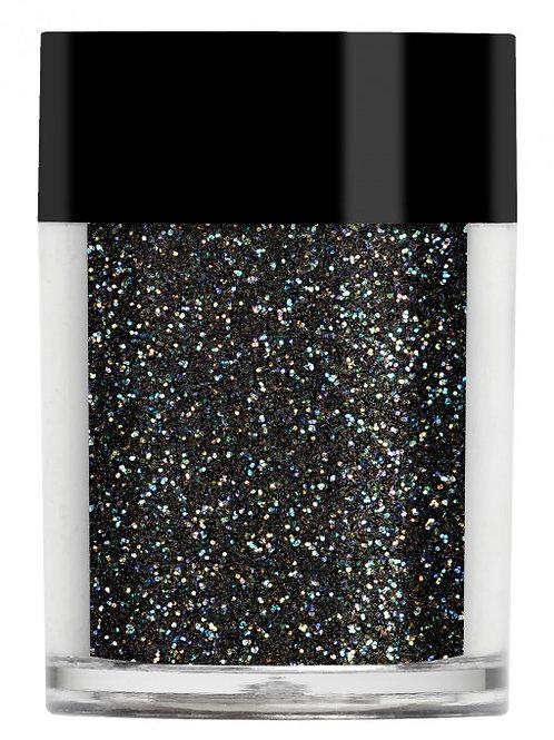 Rainbow Black Iridescent Glitter