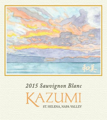 Kazumi Sauvignon Blanc 2015