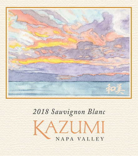 Kazumi Sauvignon Blanc 2018