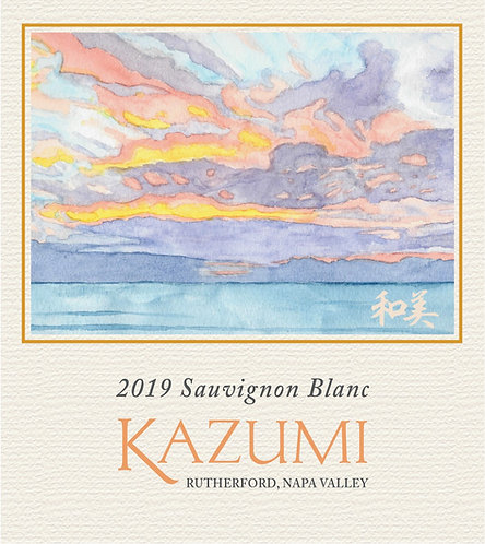 Kazumi Sauvignon Blanc 2019
