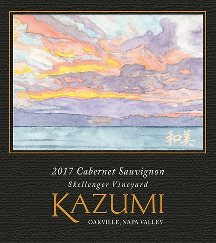 Kazumi Cabernet Sauvignon 2017