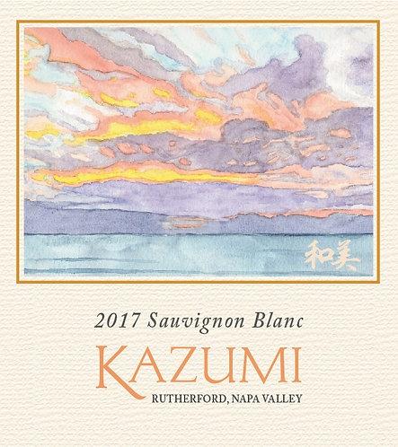 Kazumi Sauvignon Blanc 2017