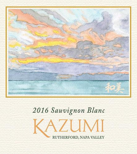 Kazumi Sauvignon Blanc 2016