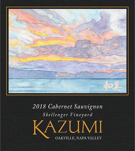Kazumi Cabernet Sauvignon 2018