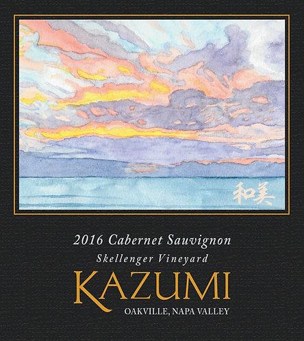 Kazumi Cabernet Sauvignon 2016