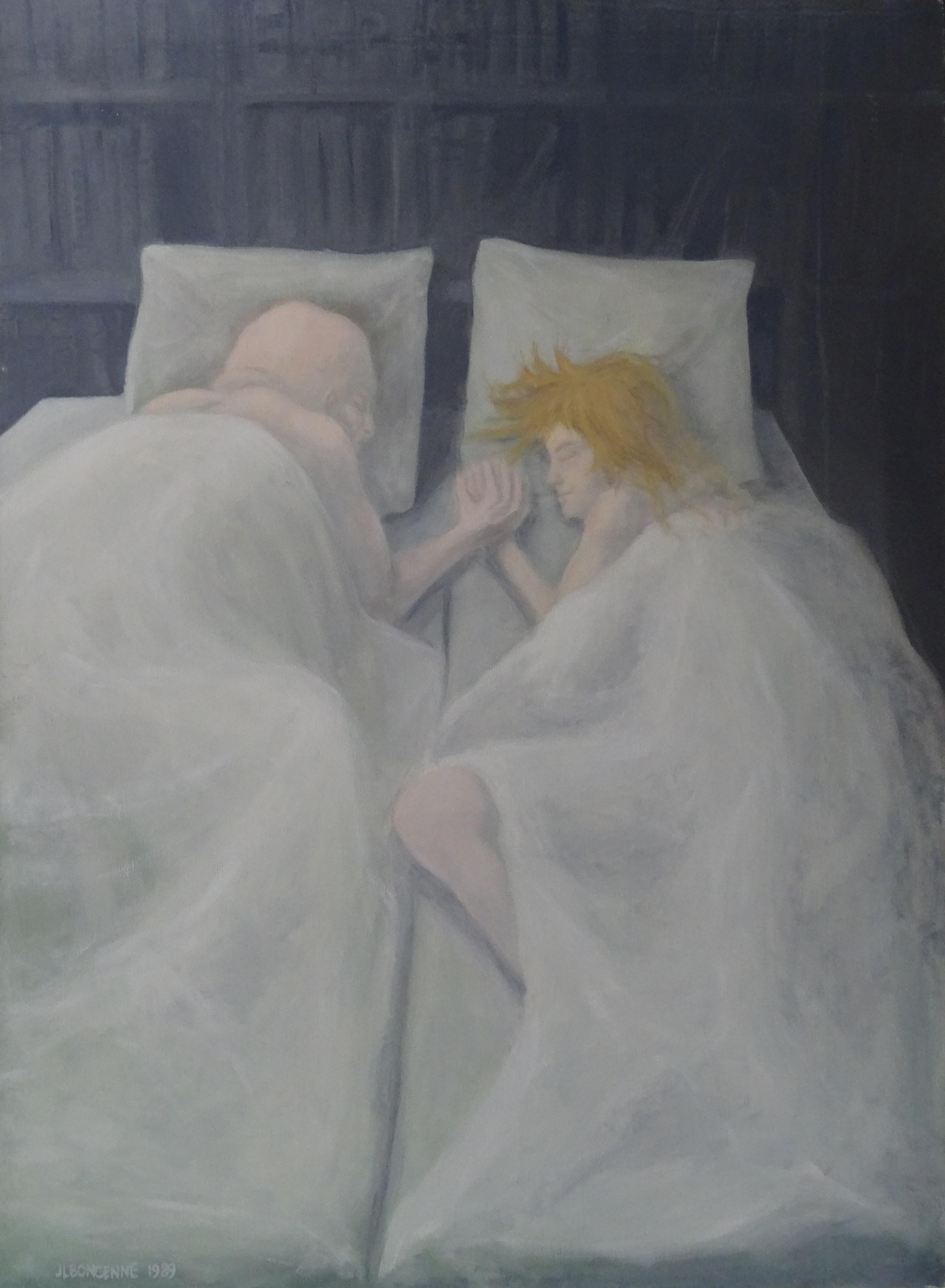Le sommeil - Le couple