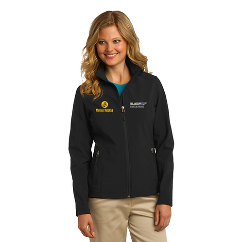 Ladies Port Authority Core Soft Shell Jacket - L317