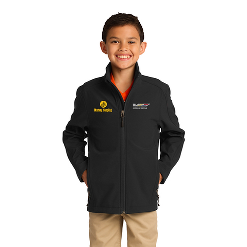 Port Authority Youth Core Soft Shell Jacket - Y317