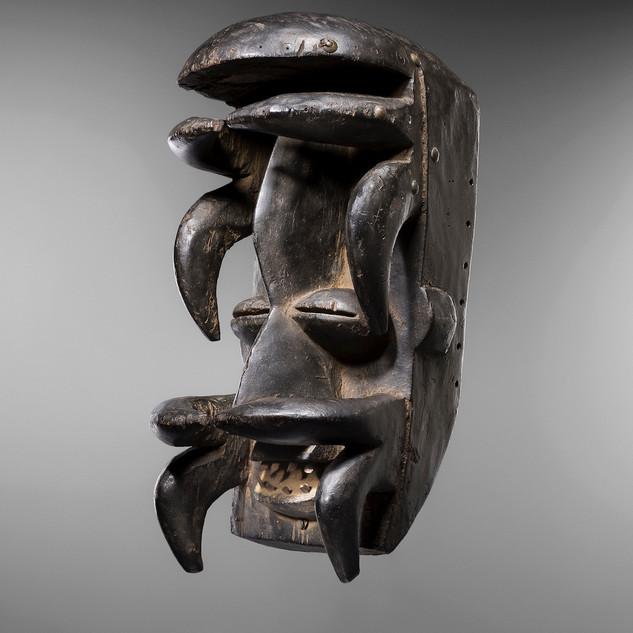 Masque Bété-Gouro, Côte d'Ivoire