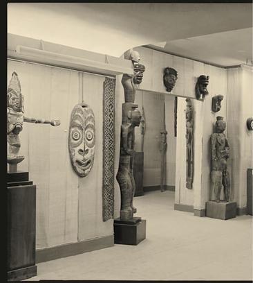 Galerie Pigalle: Afrique, Océanie. 1930. Une exposition mythique. p. 100